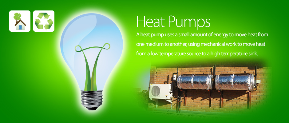 Heat Pumps intallation by Faucet Plumbing